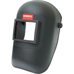KennedyWelding Shield with a Fixed Lens